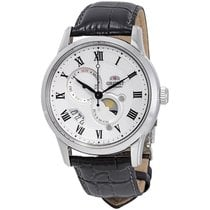 Orient Steel 42mm Automatic FAK00002S0 new