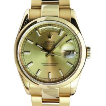 Rolex Day-Date 36 118208 occasion