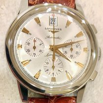Longines Conquest Heritage Steel Silver No numerals United States of America, Texas, McKinney