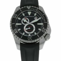 Girard Perregaux Sea Hawk Steel 44mm Black United States of America, Florida, Sarasota
