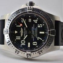 Breitling A17330 Stahl 2009 Avenger Seawolf 45.4mm gebraucht Deutschland, Iffezheim