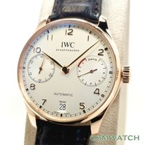 IWC Portugieser Automatik Rotgold 42.3mm