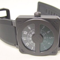 Bell & Ross BR01-92 Auto Compass Carbon