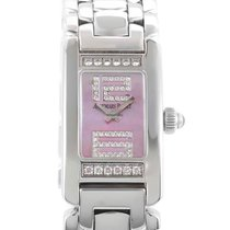 Audemars Piguet Promesse White gold 20mm Pink Arabic numerals United States of America, New York, Greenvale