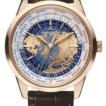 Jaeger-LeCoultre Geophysic Universal Time Oro rosado 41.6mm Oro Árabes