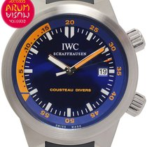 IWC Aquatimer Cousteau Divers