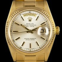 Rolex 18038 Yellow gold Day-Date (Submodel) 36mm
