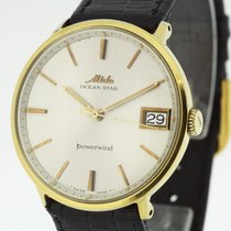 Mido Ocean Star Powerwind Vintage Men's Watch Papers 40...