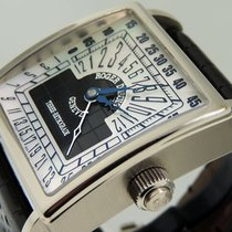 Roger Dubuis Golden Square White gold 40mm Black United States of America, California, Los Angeles