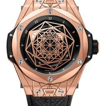 Hublot Big Bang Sang Bleu NEW