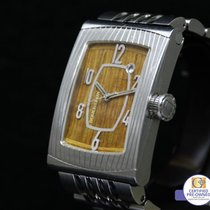 Boucheron 32mm Automatisch tweedehands Reflet Bruin