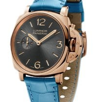 Panerai Rose gold 42mm Manual winding PAM00677 new