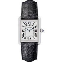 Cartier WSTA0030 Steel Tank Solo 24.4mm