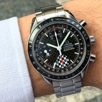 Omega 3529.50.00 Staal Speedmaster Day Date 39mm