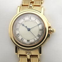 Breguet Marine Yellow gold 35.5mm