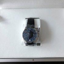 IWC Portuguese Automatic Ocel 42.3mm Modrá Arabské