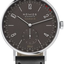 NOMOS Tangente Neomatik Steel 40.5mm Grey United States of America, New York, Airmont