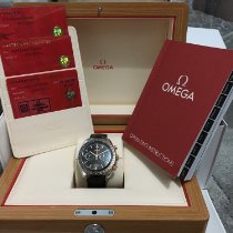 Omega Speedmaster Professional Moonwatch Moonphase new 44.25mm Gold/Steel