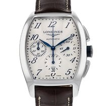 Longines Evidenza pre-owned 35mm Steel