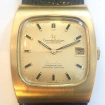 Omega 34mm Automatic Constellation pre-owned