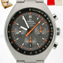 Omega Speedmaster Mark II Steel 40mm Black