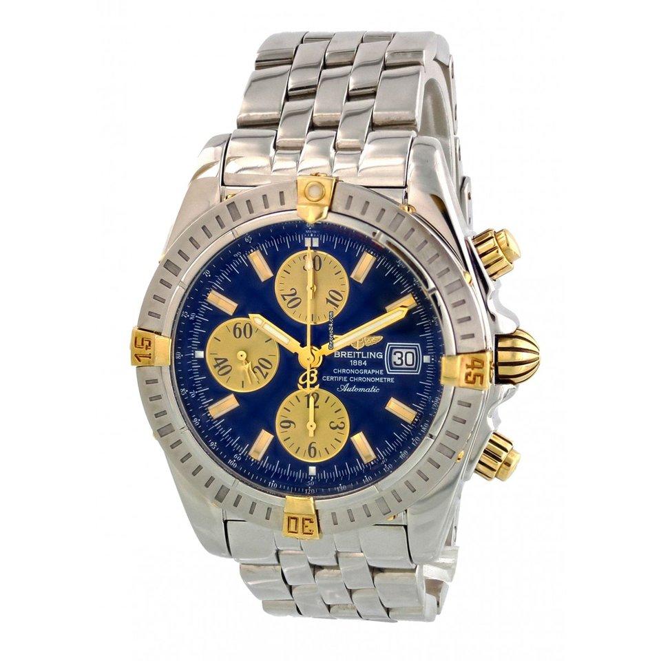 71ff24feae1 Breitling Chronomat Evolution - Todos os preços de relógios Breitling  Chronomat Evolution na Chrono24