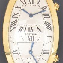 Cartier Tonneau Oro amarillo 27mm Romanos