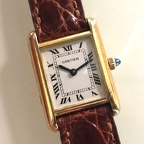 Cartier Silver 20.5mm Manual winding Tank (submodel) pre-owned Australia, Paddington