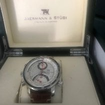 Jaermann & Stübi Steel 44mm Automatic TP1 pre-owned