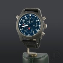 IWC IW378901 Keramiek Pilot Chronograph Top Gun 44mm tweedehands