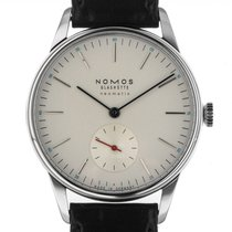 NOMOS Orion Neomatik new Automatic Watch with original box and original papers 392
