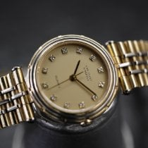 Van Cleef & Arpels Yellow gold Quartz pre-owned