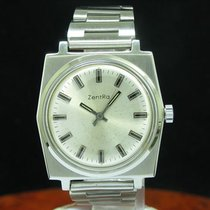 ZentRa Steel 36.2mm Manual winding pre-owned