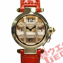 Cartier Oro rosado 32mm Cuarzo WJ11963G usados