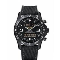 Breitling Chronospace Military Acero 46mm Negro