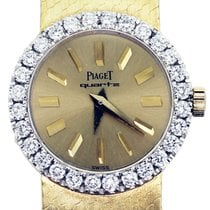 Piaget Yellow gold 22mm Quartz pre-owned United States of America, Florida, Boca Raton