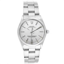 Rolex Oyster Perpetual 34 Steel 34mm Silver United States of America, Georgia, Atlanta