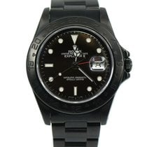 Rolex Explorer II Steel 40mm Black No numerals United States of America, New York, New York