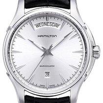 Hamilton Jazzmaster Day Date Auto Steel 40mm Silver