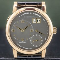 A. Lange & Söhne Lange 1 Rose gold 38.5mm Roman numerals United States of America, Massachusetts, Boston