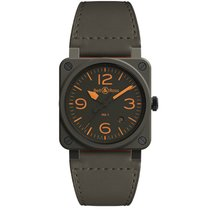 Bell & Ross BR 03 BR03-92 MA-1 2020 new