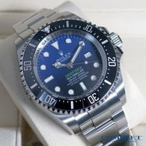 Rolex Sea-Dweller Deepsea 116660 2017 pre-owned