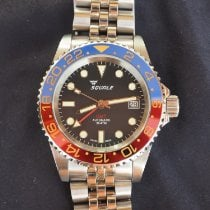 Squale Steel 40mm Automatic 1545GBRVC pre-owned United States of America, Louisiana, Metairie