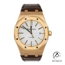 Audemars Piguet Royal Oak Selfwinding 15400OR.OO.D088CR.01 Very good Rose gold 41mm Automatic