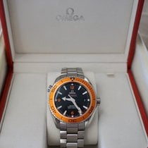 Omega Seamaster Planet Ocean 232.30.46.21.01.002 2013 pre-owned