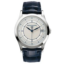 百達翡麗 (Patek Philippe) 5296G  White Gold Men Calatrava 38mm [NEW]