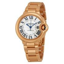 Cartier Ladies W6920096 Ballon Bleu18kt Rose Gold Watch