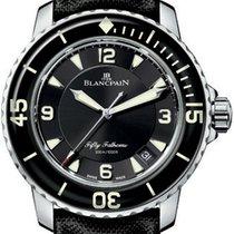 Μπλανπέν (Blancpain) Fifty Fathoms Automatic 5015-1130-52