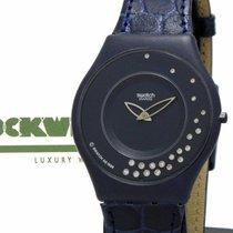 Swatch novo Quartzo 34mm Plástico