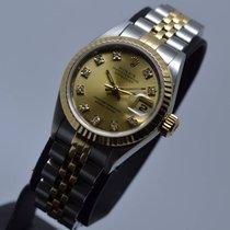 Ρολεξ (Rolex) Datejust 26mm Lady Factory Diamond 18K Gold...